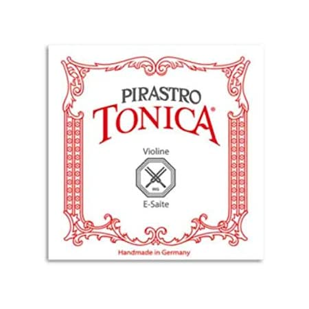 Pirastro Tonica 4/4 - Juego de cuerdas para violín (calibre medio)