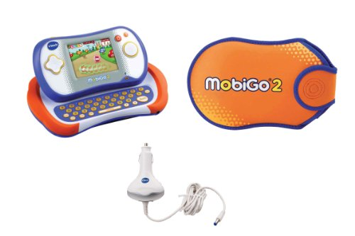 Vtech 80-135814 - MobiGo 2 Deluxe Bundle