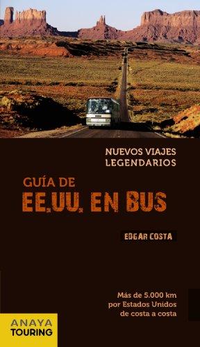 Estados Unidos en bus (Grandes Viajes)