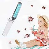 GIYL Portable móvil desinfectante Desinfectar Luz, UV Desinfección lámpara...