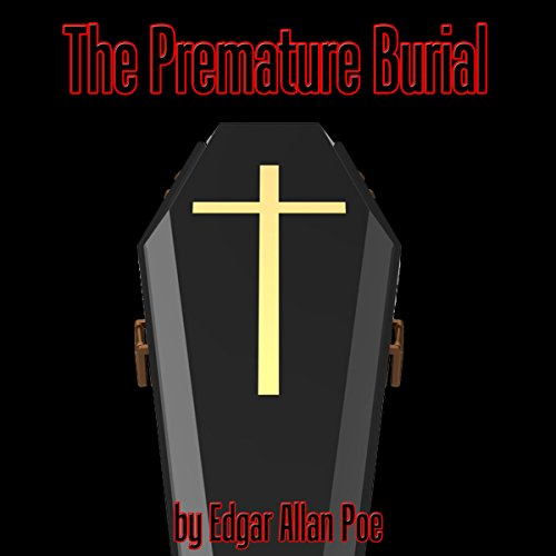 The Premature Burial cover art