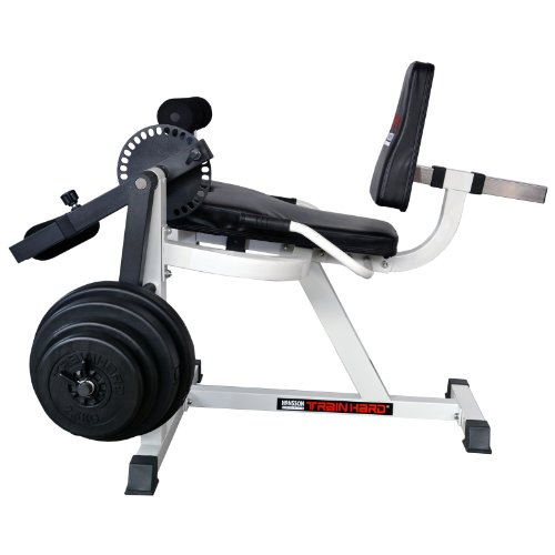 Train Hard Beintrainer HomePro Einzelstation Beintrainer Beinbeuger Beinstrecker