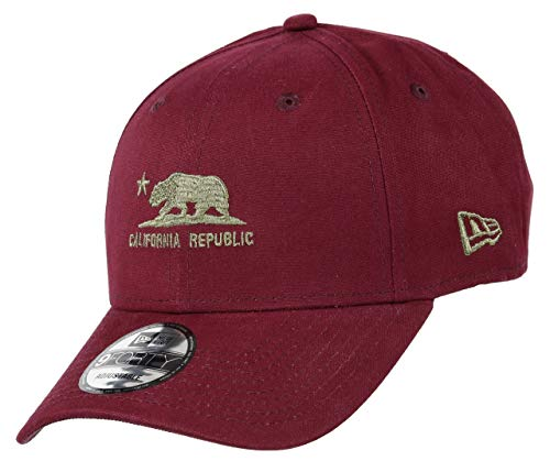 New Era California Republic 9forty Adjustable Cap California Edition