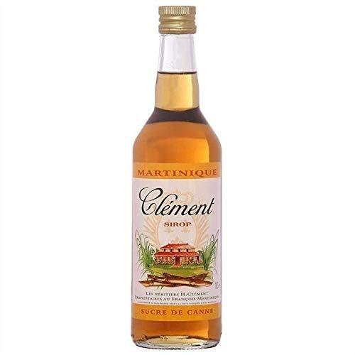 CLÉMENT Sucre de Canne (hochwertiger Zuckerrohr-Sirup) (1x700ml)