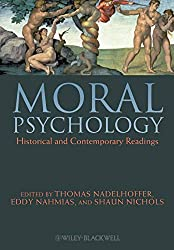 Moral Psychology: Historical and Contemporary Readings Book Cover