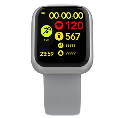 CETLFM nieuwste sport Smart Watch hartslagmeter waterdicht Ip67 fitness tracker horloge slaapmonitor (voor iOS Android)