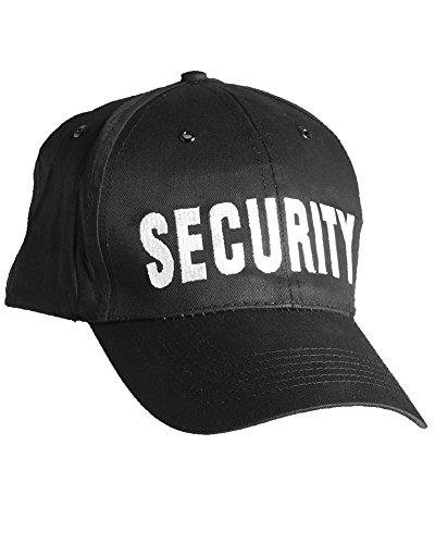 Security Miltec Casquette de baseball pour homme