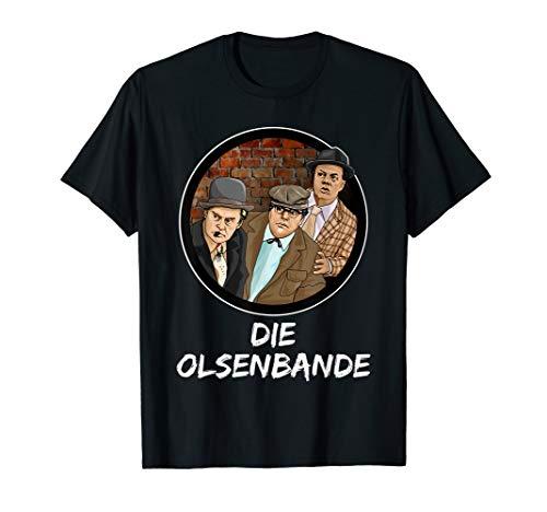 Die Olsenbande DDR Ossi Ostdeutschland T-Shirt