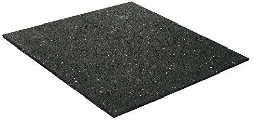 CON:P isolatieplaat, bijna onbeperkt bestand tegen verrotting, bestand tegen chemicaliën, trillingsremmend, tientallen jaren permanente elasticiteit, A 600 mm, B 15 mm, 1 stuk, SA300