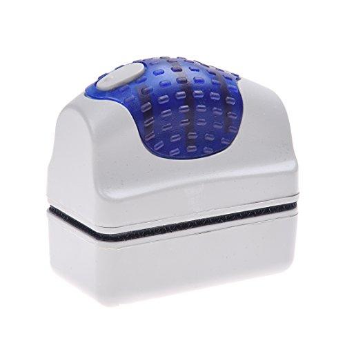 CUHAWUDBA Limpiador Limpia Cristales con Iman Imantado Magnetico para Acuario