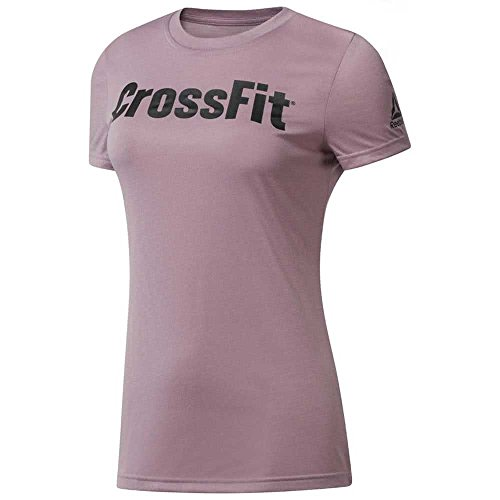 Reebok Fef Speedwick Camiseta, Mujer, Morado (Infused Lilac), S