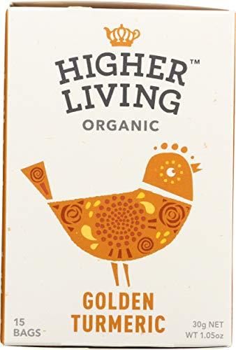 Higher Living Golden Kurkuma 15 Beutel