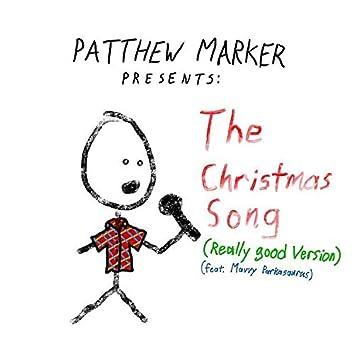 The Christmas Song (feat. Mavvy Parkasaurus)