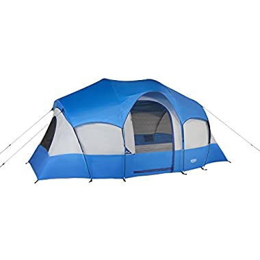 Wenzel Blue Ridge Tent, Blue, 7 Person