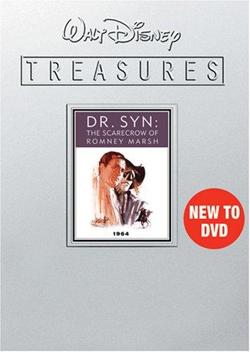 Dr. Syn: The Scarecrow of Romney Marsh (Walt Disney Treasures)