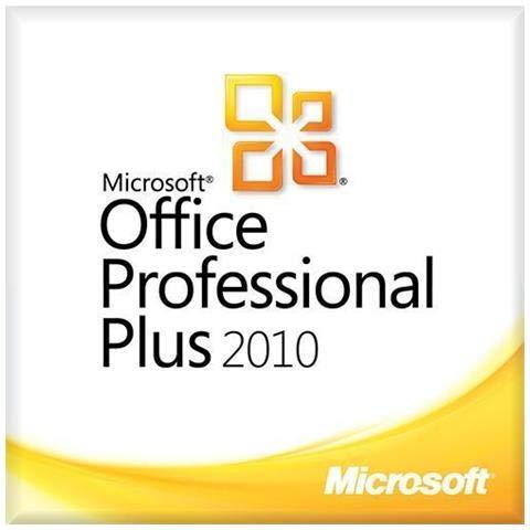 Office 2010 Professional Plus ESD Key Chiave Licenza ITA Lifetime / Fattura / Invio in 24 ore