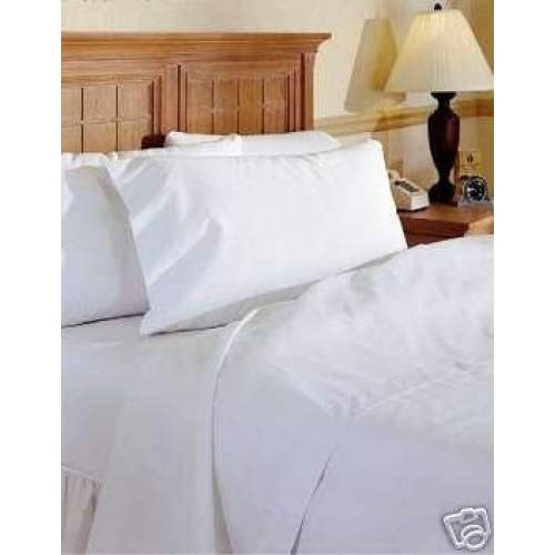 400 Tc STRIPE Egyptian Cotton Continental SQUARE 65cm x 65cm Pillow Cases White