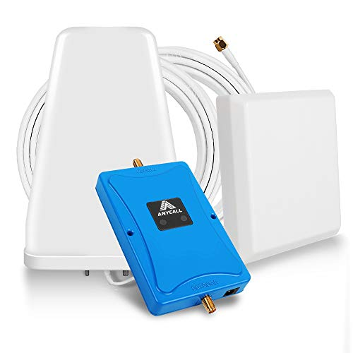 ANYCALL LTE GSM Signalverstärker für T-Mobile Vodafone 800/900MHz 4G 2G LET GSM Repeater Handy Verstärker