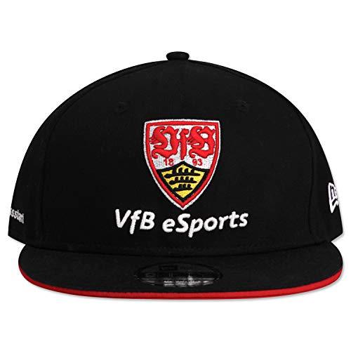 VfB Stuttgart New Era Cap 9Fifty Snapback Esports Black/Schwarz Medium-Large mit Wappenstick