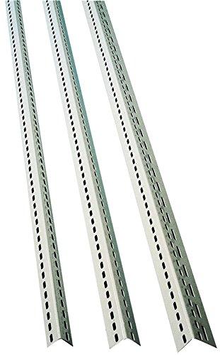 Meta-Regalbau GmbH & Co. KG Winkelprofil L2000xB40xT40mm verz. silber 10 St. /Karton