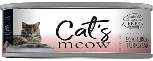 Dave's Pet Food Cat's Meow Healthy Canned Cat...