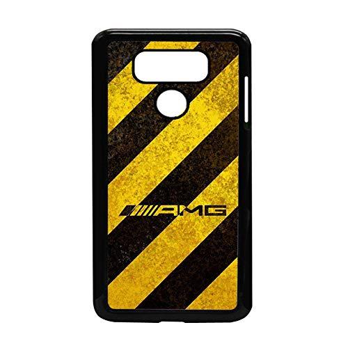 Chicas Teléfono Conchas Plástico Rígido Único Impresión Amg 6 Compatible con LG G6