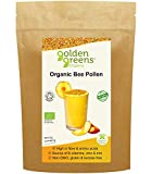 Golden Greens Organic Spanish Bee Pollen, GG59, 250 g