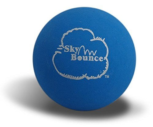 Sky Bounce Color Rubber Handballs for Recreational Handball, Stickball, Racquetball, Catch, Fetch, and Many More Games, 2 1/4-Inch pack of 12