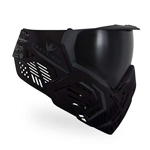 BK Maske CMD Command - Black Samurai/Black Ninja