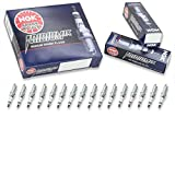 16 pcs NGK Iridium IX Spark Plugs for 2011-2017 Ram 1500 5.7L V8 - Engine Kit Set Tune Up