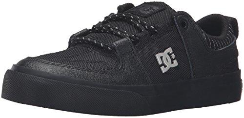 DC DC Jugend Lynx Vulc SE Skate-Schuhe, EUR: 28, Black/Battleship/Bla