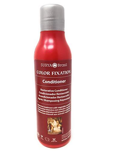 SURYA BRASIL Après-shampoing réparateur 250 ml (lot de 1)