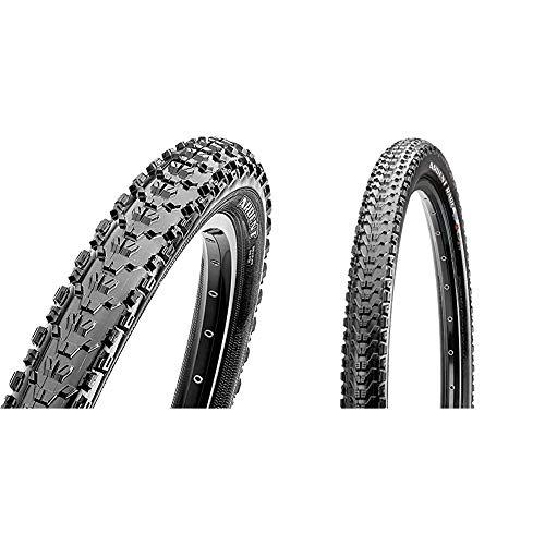 Maxxis Cubierta MTB (29x2,25) Ardent Tubeless Ready + Ardent Race ETB96742300, Neumático de Bicicleta, Negro, 29 x 2.20