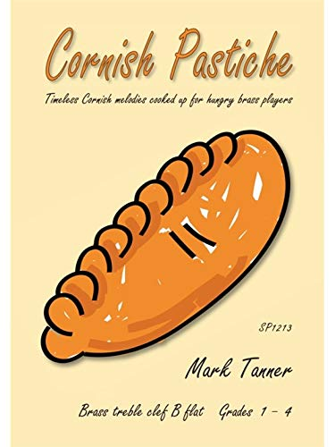 Cornish Pastiche - Brass Treble Clef [Bb] and Piano - Buch