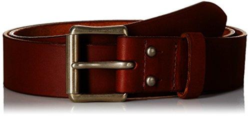 Red Wing Shoes Cintura in pelle Heritage Belt di ricambio (diversi colori e varianti), Marrone (Gold), 42 EU