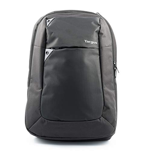 Targus Intellect - Notebook carrying backpack - 15.6' - grey, black