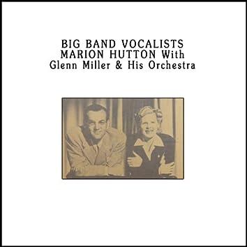 Big Band Vocalists