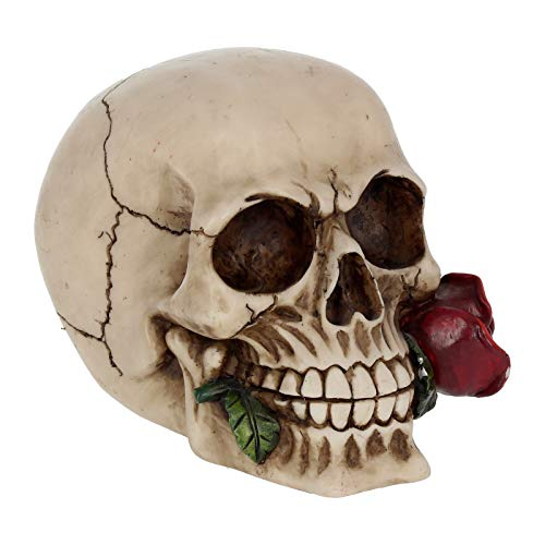 Nemesis Now Rose from The Dead Figur, 13,5 cm, elfenbeinfarben
