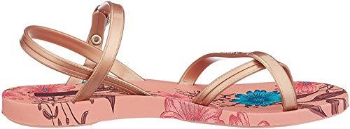 Ipanema Damen Fashion Sand VIII FEM T-Spangen Sandalen, Mehrfarbig (Pink/Pink 9076.0), 37 EU