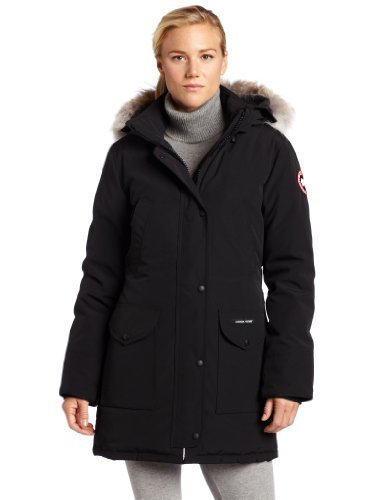 Canada Goose Women's Trillium Parka,Black,Medium by Canada Goose