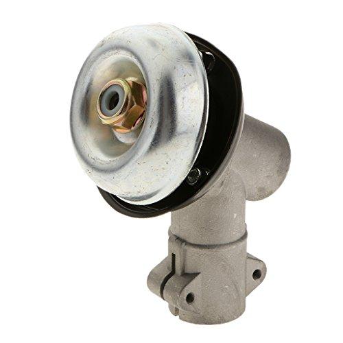 9 Spline Reductor Cabeza de Engranaje 28mm Caja de Cambios Cortadora de Césped Cepillo Condensador