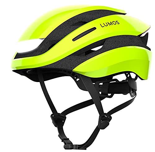 Lumos Unisex– Erwachsene Ultra Fahrradhelm, Lime Green, L
