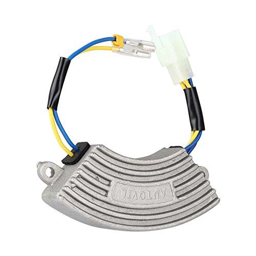 Zreal Generador automático voltaje AVR 2–3.5kW/5–6.5KW/7–8kW