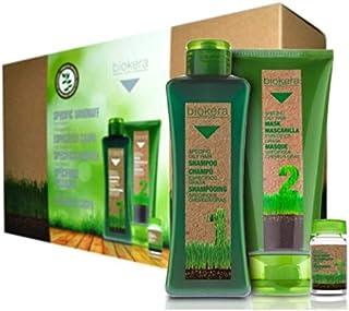 Pack Biokera Natura Específico Grasa Salerm Cosmetics