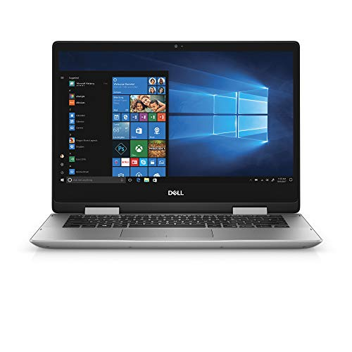 14-inch Dell Inspiron LED-Backlit Touch Display 8th Gen i7-8565U 2-in-1 i7 (2018)