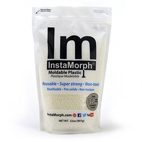 InstaMorph  Moldable Plastic  32 oz