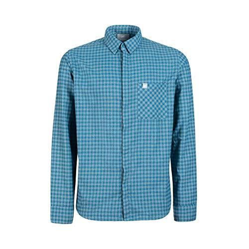 Mammut Winter Chemises à Manches Longues Homme Blue Shadow-Sapphire FR: XL (Taille Fabricant: XL)