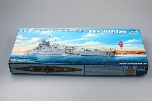Trumpeter 05316 Modellbausatz Pocket Battleship (Admiral Graf Spee)