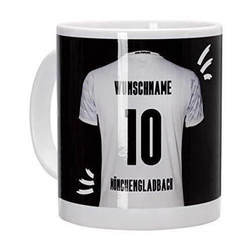 Borussia Mönchengladbach Tasse Trikot *Home 20/21* personalisierbar