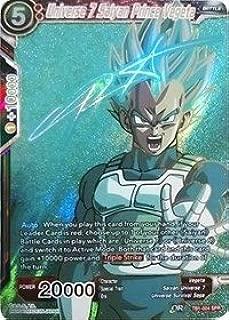 Universe 7 Saiyan Prince Vegeta - TB01-004 - SPR - The Tournament of Power